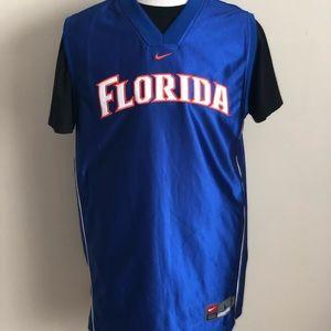 Nike Florida gators reversible jersey